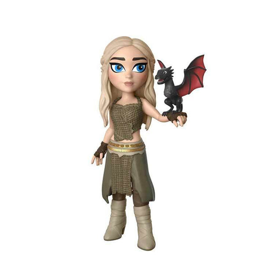 Game of Thrones Daenerys Targaryen Rock Candy Vinyl Figure-Vinyl Figure-Funko-Mekong Magic