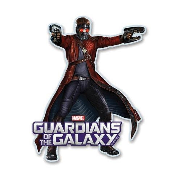 Guardians of the Galaxy Star Lord Funky Chunky Magnet-Magnet-Aquarius-Mekong Magic