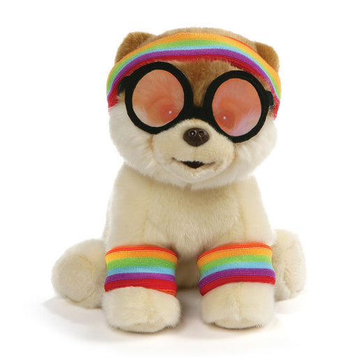 Gund 9 Inch Boo Plush Exercise Attire-Plush-GUND-Mekong Magic