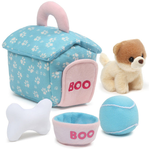 Gund Boo's Dog House Playset-Plush-GUND-Mekong Magic
