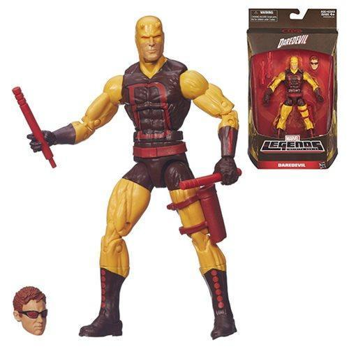 Marvel Legends Daredevil 6-Inch Action Figure-Action Figure-Hasbro-Mekong Magic