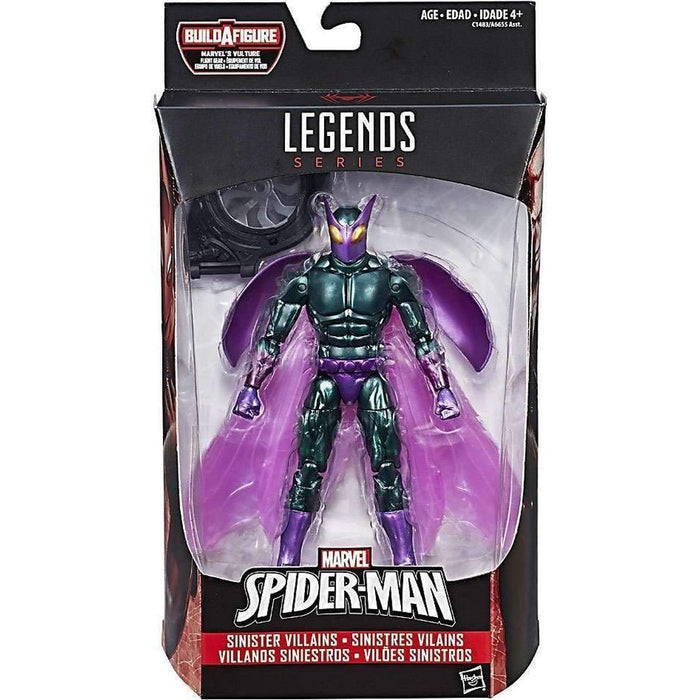 Marvel Legends Spiderman Homecoming Beetle Action Figure-Action Figure-Hasbro-Mekong Magic