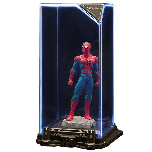 Marvel SpiderMan Super Hero Illuminate Gallery Statue-Collectible-Sentinel-Mekong Magic