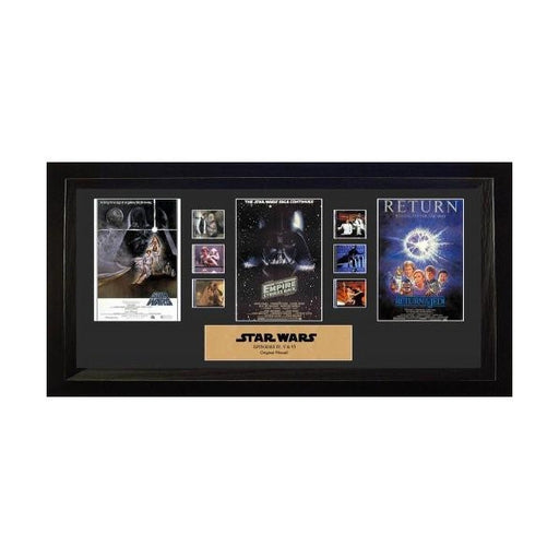 Star Wars Episode IV, V, VI Mixed Trilogy Special Edition Film Cell-Collector Item-Mekong Magic-Mekong Magic