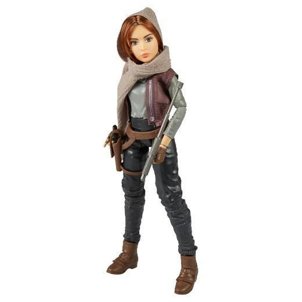 Star Wars Forces of Destiny Jyn Erso-Doll-Hasbro-Mekong Magic