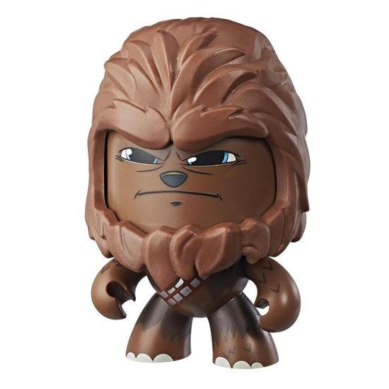 Star Wars Last Jedi Mighty Muggs Action Figures Wave 2-Action Figure-Hasbro-Chewbacca-Mekong Magic