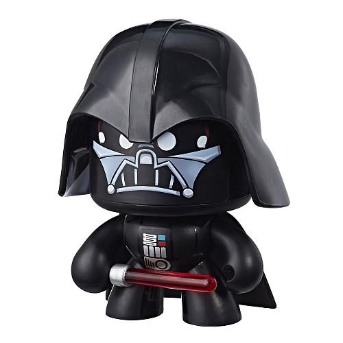 Star Wars Last Jedi Mighty Muggs Action Figures Wave 2-Action Figure-Hasbro-Darth Vader-Mekong Magic