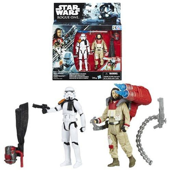 Star Wars Rogue One 3 3/4-Inch Action Figure 2-Packs-Action Figure-Hasbro-Mekong Magic