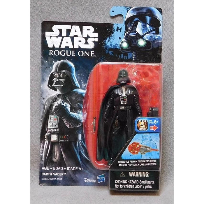 "Star Wars Rogue One Darth Vader 3.75"" Action Figure-Action Figure-Hasbro-Mekong Magic"