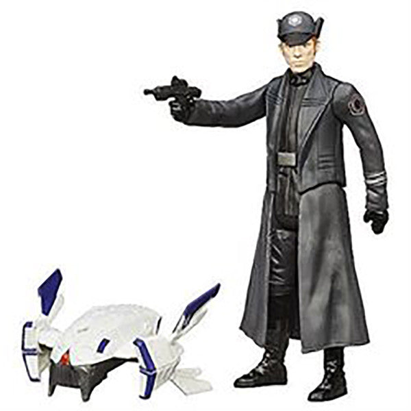 Star Wars TFA Space & Jungle Action Figures-Action Figure-Hasbro-General Hux-Mekong Magic