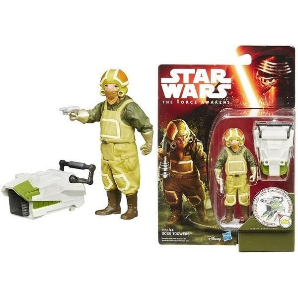 Star Wars TFA Space & Jungle Action Figures-Action Figure-Hasbro-Goss Towers-Mekong Magic