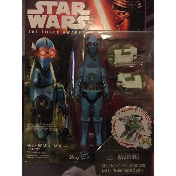 Star Wars TFA Space & Jungle Action Figures-Action Figure-Hasbro-PZ-4CO-Mekong Magic