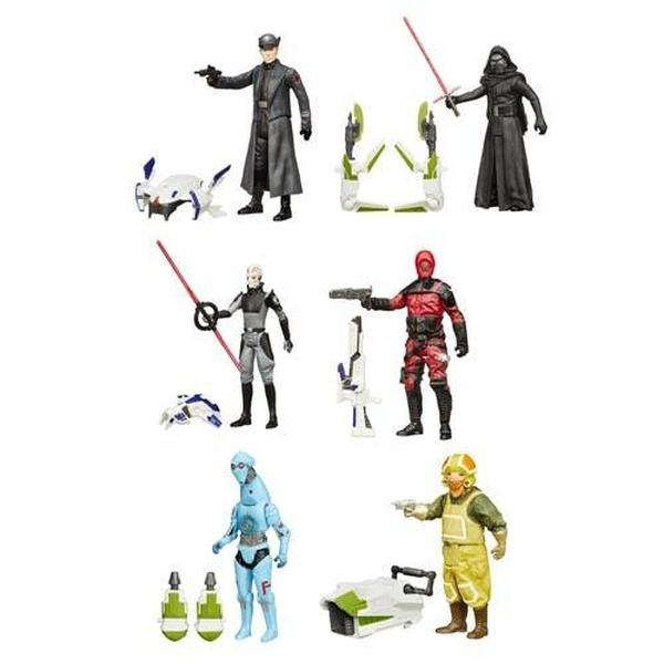 Star Wars TFA Space & Jungle Action Figures-Action Figure-Hasbro-Mekong Magic