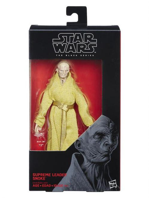 Star Wars The Black Series Supreme Leader Snoke 6-Inch Action Figure-Action Figure-Hasbro-Mekong Magic