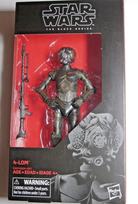 Star Wars The Black Series The Solo Movie 6-Inch Action Figure Wave 17-Action Figure-Hasbro-4LOM-Mekong Magic