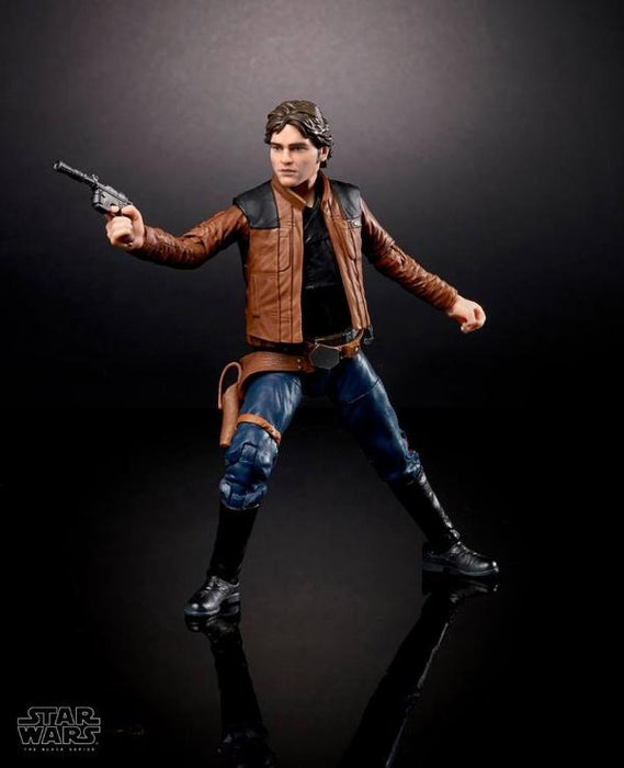 Star Wars The Black Series The Solo Movie 6-Inch Action Figure Wave 17-Action Figure-Hasbro-Han Solo-Mekong Magic
