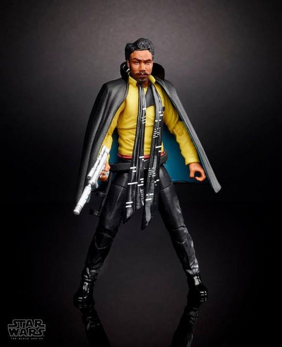 Star Wars The Black Series The Solo Movie 6-Inch Action Figure Wave 17-Action Figure-Hasbro-Lando Calrissian-Mekong Magic
