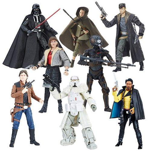 Star Wars The Black Series The Solo Movie 6-Inch Action Figure Wave 17-Action Figure-Hasbro-Mekong Magic