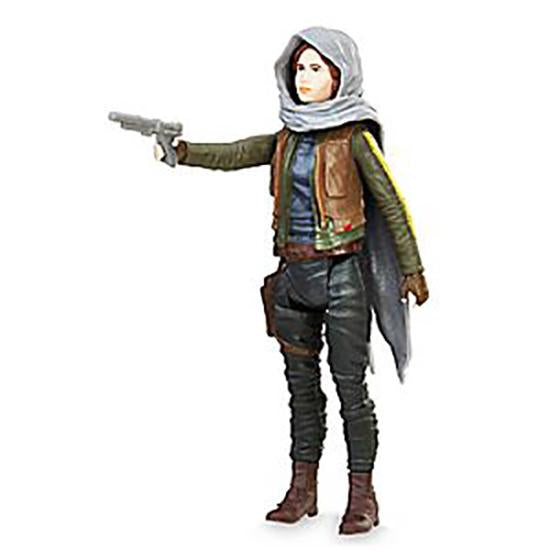 Star Wars: The Last Jedi Orange 3 3/4-Inch Action Figures Wave 2-Action Figure-Hasbro-Jyn Erso-Mekong Magic