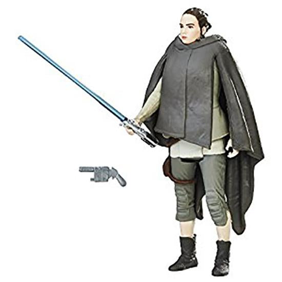 Star Wars: The Last Jedi Orange 3 3/4-Inch Action Figures Wave 2-Action Figure-Hasbro-Rey (Island Journey)-Mekong Magic