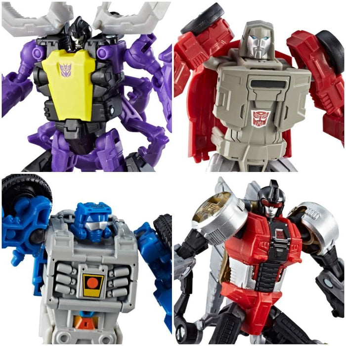 Transformers Generations Power of the Primes Legends Wave 1-Transformer-Hasbro-Mekong Magic