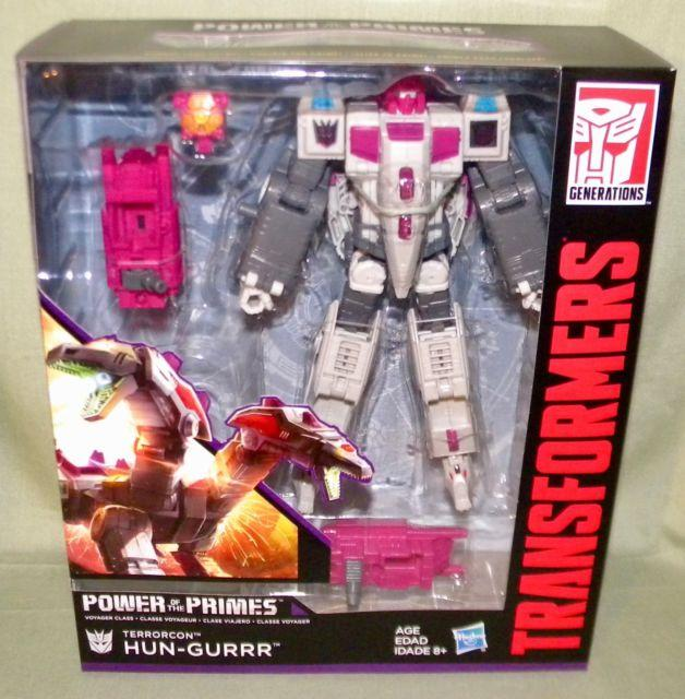 Transformers Power of the Primes Hun-Gurrr Voyager Class Wave 2 Action Figure-Transformer-Hasbro-Mekong Magic