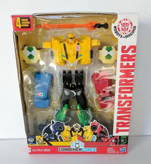 Transformers: Robots in Disguise Combiner Force 8.5 inch - Ultra Bee-Transformer-Hasbro-Mekong Magic