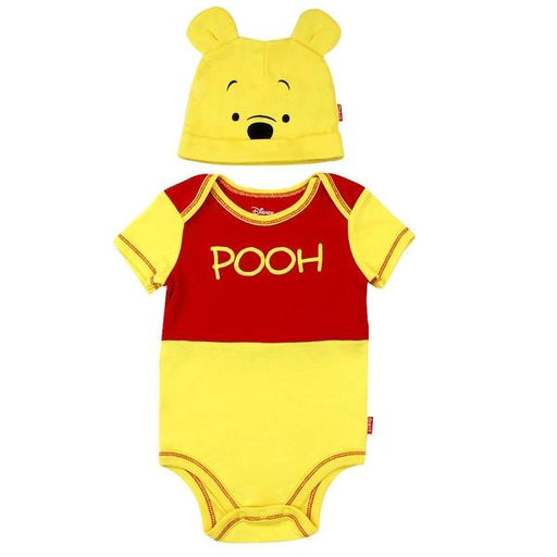 Winnie the Pooh Creeper & Hat-Onesie-Disney-Mekong Magic