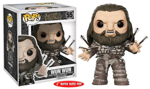 Wun Wun with Arrows Game of Thrones Funko 6-Inch Pop! Vinyl Figure-Vinyl Figure-Funko-Mekong Magic