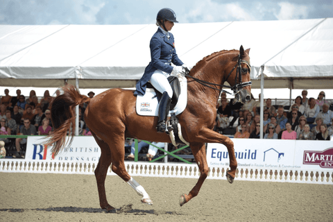 A great start to 2018 for Hannah Biggs Dressage