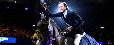 Rider Spotlight: Martin Fuchs: Inherited Horse Sense