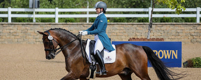 How a veterinarian recommendation helped Sara Hassler's horse with allergies