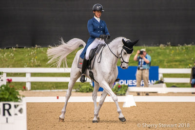 Three Haygain USA Sponsored Eventers Start 2019  on US Equestrian's Pre-Elite Training List