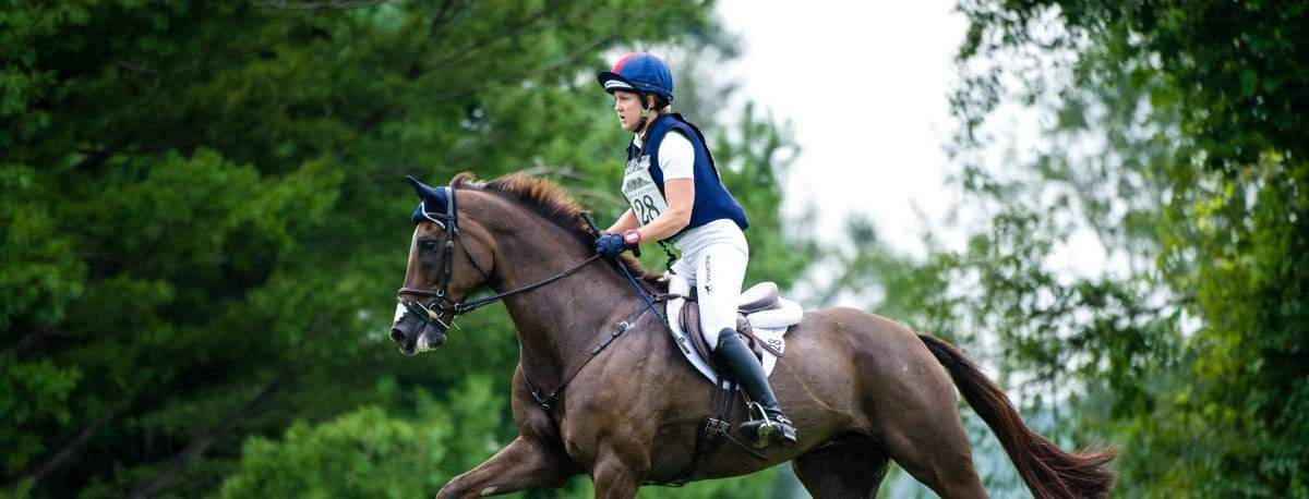 Rider Spotlight:  3 Day Eventer, Allison Springer