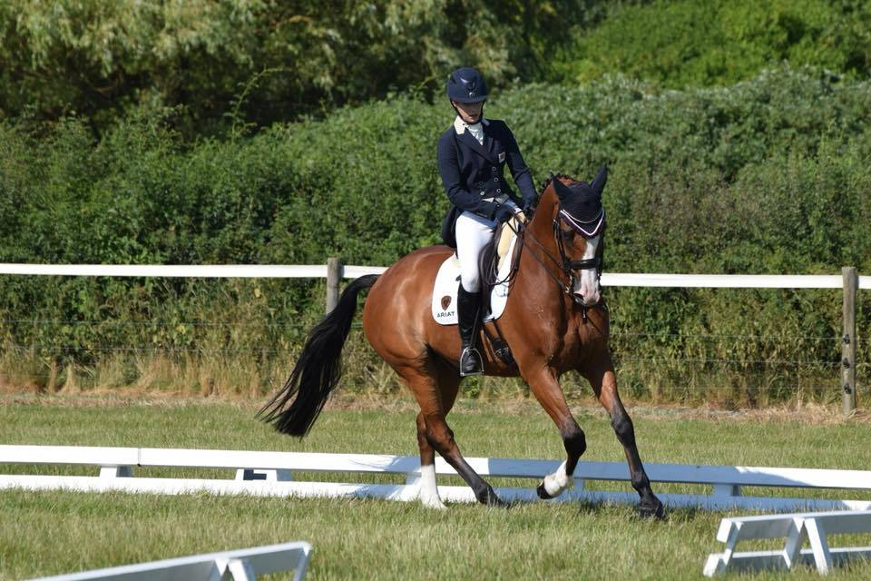 Mid-season catch up with eventer Chelsea Pearce