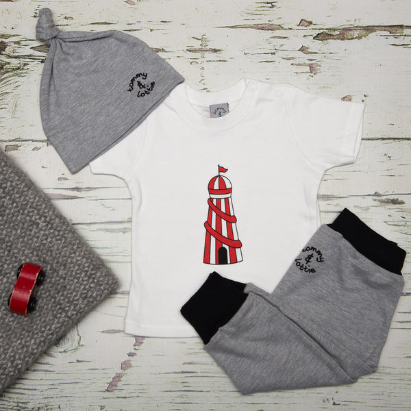 Baby Gift Set by Tommy & Lottie - Helter Skelter