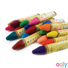 Load image into Gallery viewer, Ooly / Bijenwas Wasco's / Brilliant Bee Crayons