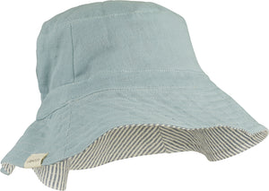 Liewood / Buddy Bucket Hat / Zonnehoed / Sea Blue