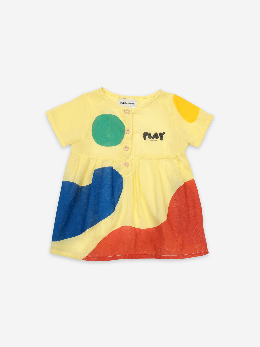 Bobo Choses / Buttoned Dress / Play Landscape