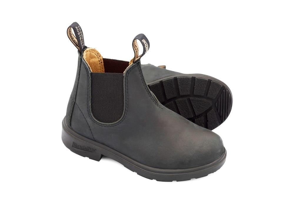 Blundstone / Boots / Rustic Black / #1325