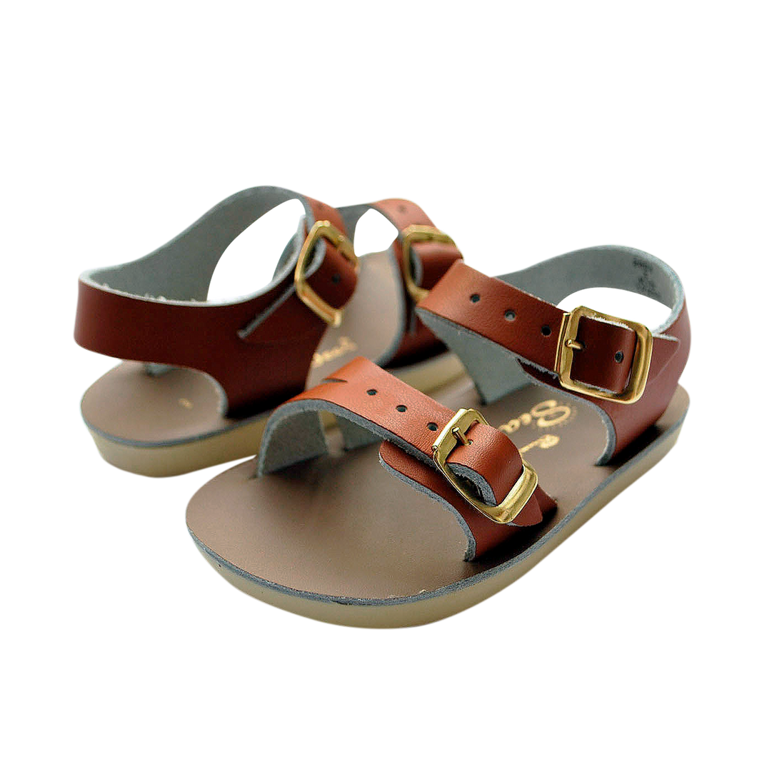 Salt Water Sandals / Sandalen / Sea Wee / Tan