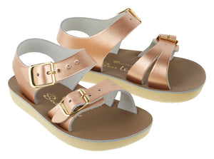Salt Water Sandals / Sandalen / Sea Wee / Rose Gold