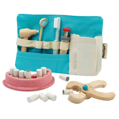 Plantoys / 3+ / Dentist Set / Tandarts Set