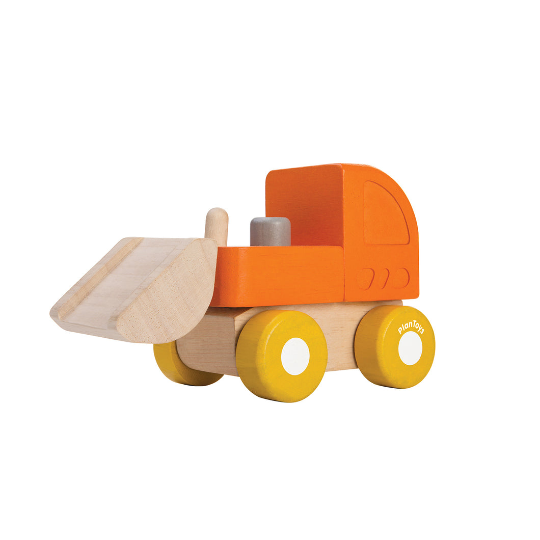Plantoys / 3+ / Mini Bulldozer