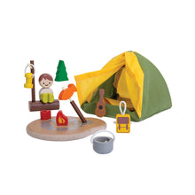 Load image into Gallery viewer, Plantoys / 3y+ / Camping Set