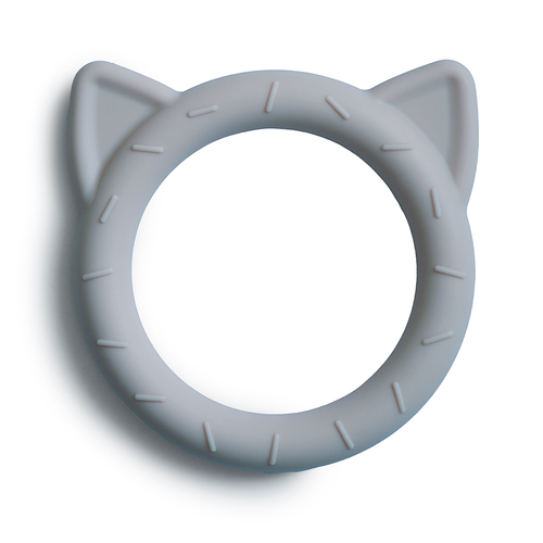 Mushie / Teether / Cat Stone