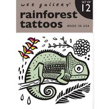 Wee Gallery / Tattoos / Rainforest