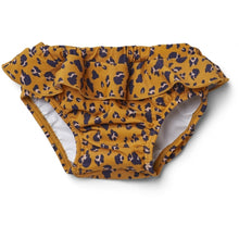 Load image into Gallery viewer, Liewood / Elise / Baby Girl Swim Pants / Mini Leo-Mustard