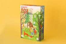Load image into Gallery viewer, Londji / Reversible Puzzle / Night & Day In The Forest / 5-8Y