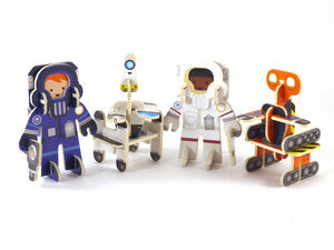 PlayPress Toys / Star Searchers Character Set